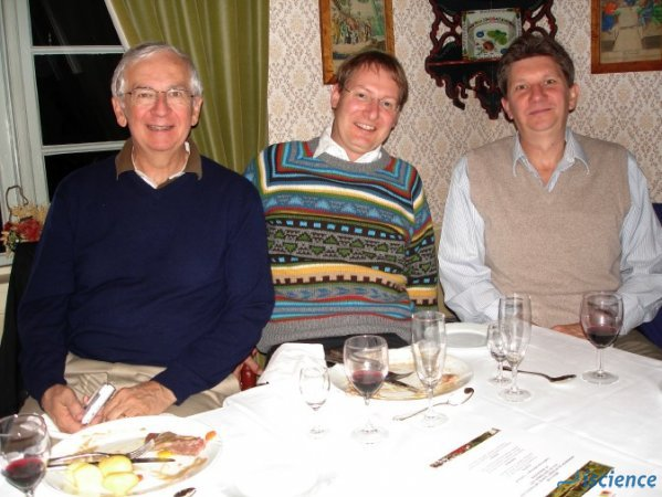 Don Dillman, Ulf-Dietrich Reips and Mick Couper