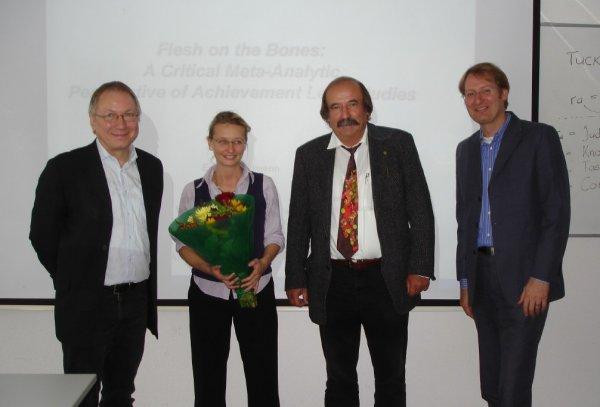 Edgar Erdfelder, Esther Kaufmann, Werner W. Wittmann, UR